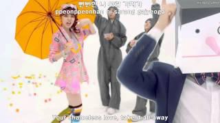 혜이니 (HEYNE) - 새빨간 거짓말 (Red Lie) MV [Eng Sub + Han + Rom] Mp3