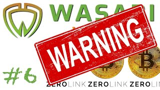 Wasabi wallet - 6 Coinjoining