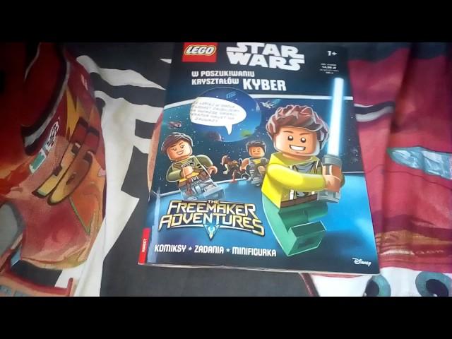 Lego star wars ,,w poszukiwaniu kryszta?ów kyber