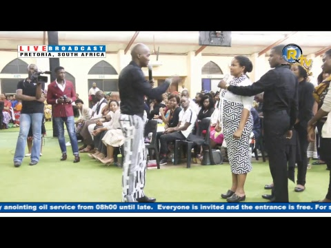 Heritage Day Live service - 24 September 2017