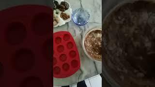 Рамадан : мир не видел таких кексиков ! Я вам показаваю как готовить мини кексики