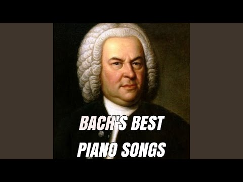 Air on the G String (From Orchestral Suite No. 3 in D Major, BWV 1068) (Arr. for Piano by...