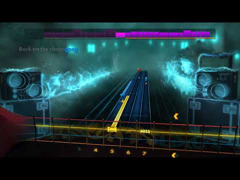 [Rocksmith 2014] Back on the Chain Gang - The Pretenders - Bass