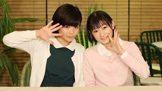 MCは、アンジュルム田村芽実とJuice=Juice宮本佳林! 2/4発売!アンジ...