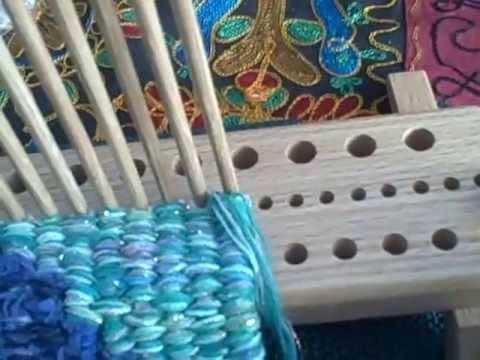 Introducing The Dewberry Ridge Peg Loom By Noreen Cronefindlay C