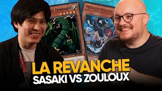 Je redéfie Sasaki aux championnats du monde de YuGiOh !