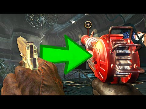 ZOMBIES GUN GAME - Kino Der Toten: Call Of Duty Zombies Mod!