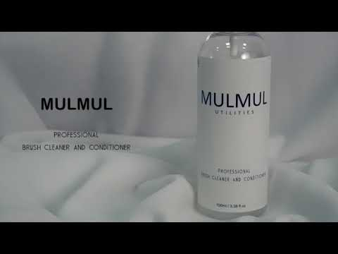 MAKEUP BRUSH CLEANER BY MULMUL