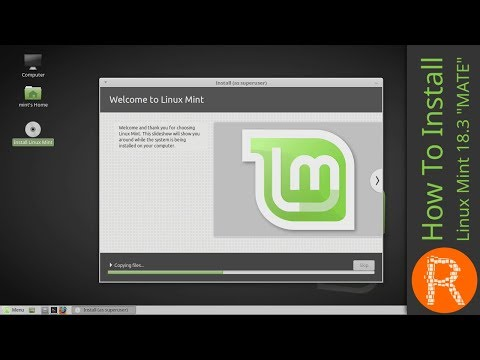 How To Install Linux Mint 18.3