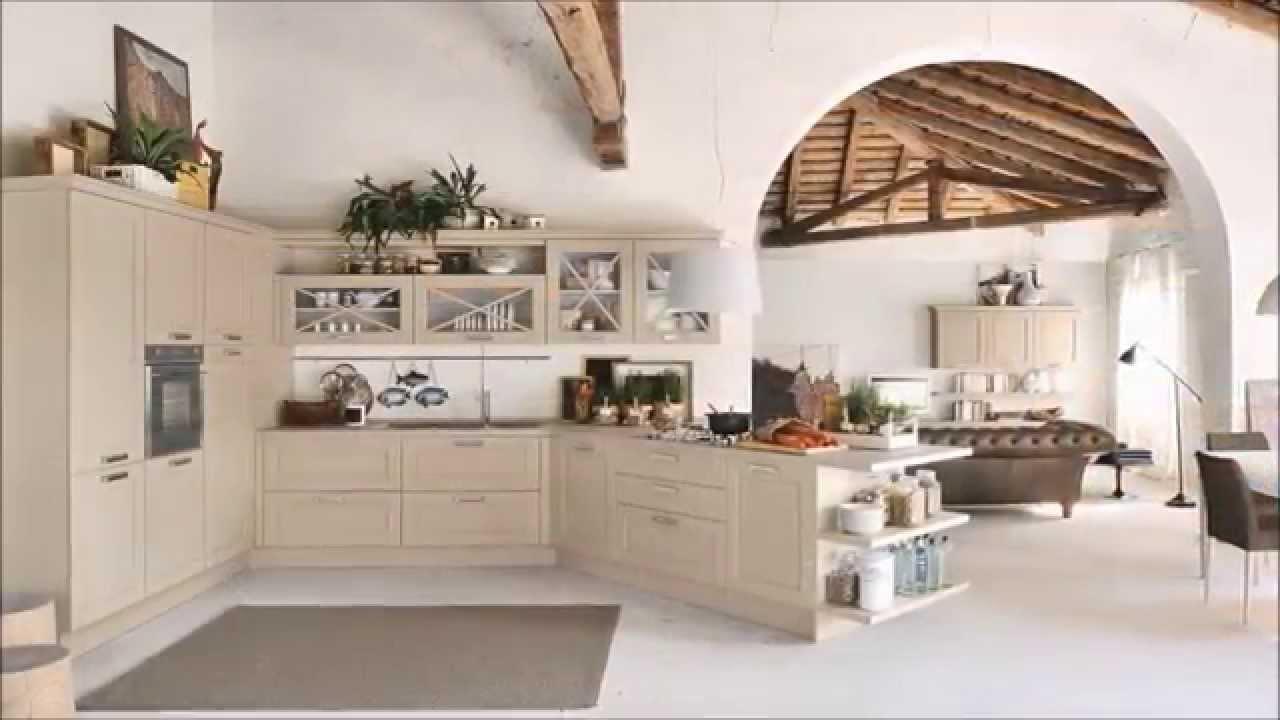Cucina classica mod. agnese cucine lube torino youtube