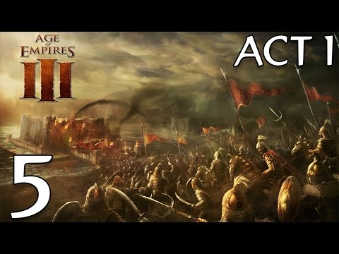 Age of Empires III - Act 1 Mission 5 - Temples of the Aztec