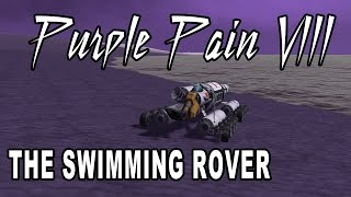 Rover or Boat? Rocket-Boat-Rover! - PURPLE PAIN #8