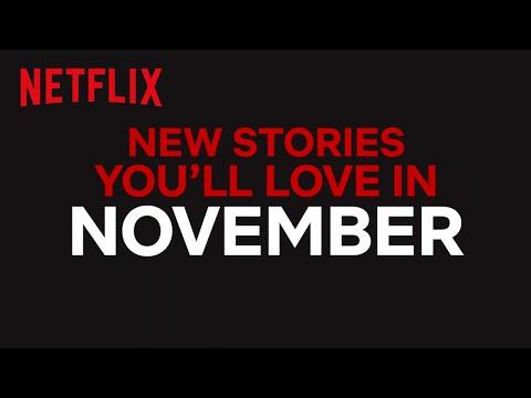 New to Netflix Canada | November | Netflix