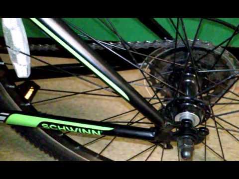2015 Schwinn Sidewinder Bicycle Review
