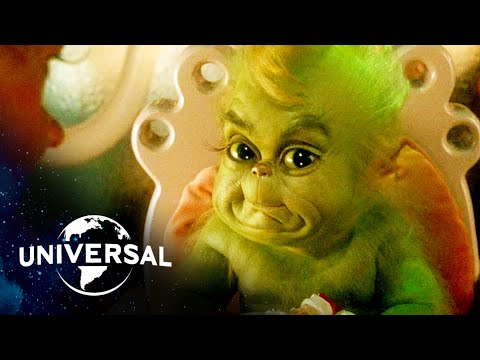 Dr. Seuss' How the Grinch Stole Christmas   How the Grinch Came to Be
