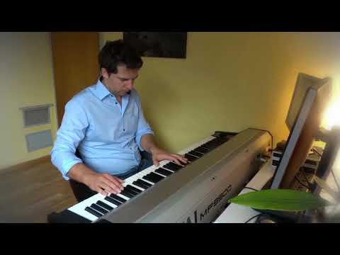 A New Life  Piano Solo  Simon Daum