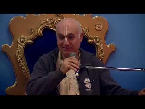 Шримад Бхагаватам 1.15.8 - Прабхупада прабху