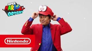 Super Mario Odyssey - Nintendo Direct 14.09.2017