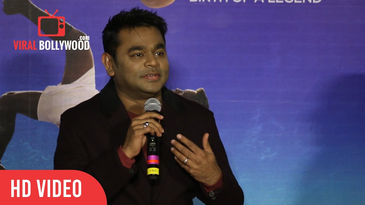 A. R. Rahman About Pele - Birth Of A Legend Movie ...
