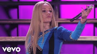 Iggy Azalea - Murda Bizness (Vevo Certified SuperFanFest) YouTube Videos