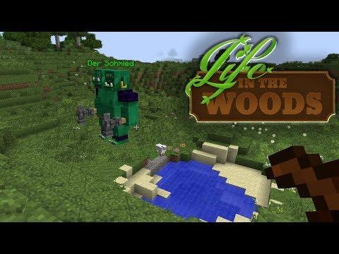 LIFE IN THE WOODS ⛺️ 125 • Zeiten der Fertigstellung