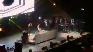 DJ Snake X Skrillex - Sahara + Lean On @ Lollapalooza Chile 2015