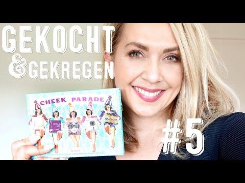 Gekocht & Gekregen #5   Mrs Beautyscene