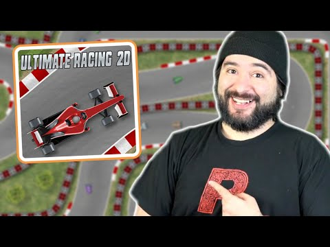 Ultimate Racing 2d For Nintendo Switch - Best Top Down Racing Game?