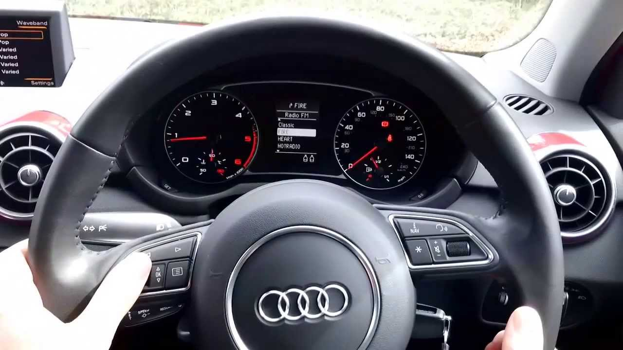 Audi A1 1 6tdi Sport Review Youtube