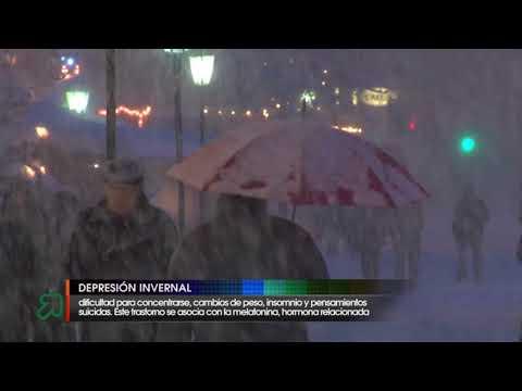 Depresión invernal