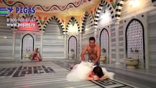 видео Как устроена турецкая баня хамам?