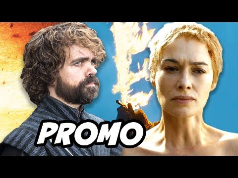 Game Of Thrones Season 8 Promo - Tyrion Lannister and Cersei Teaser Breakdown