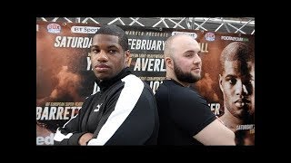 NATHAN GORMAN VS DANIEL DUBOIS POTENTIAL HEAVYWEIGHT MATCH UP?