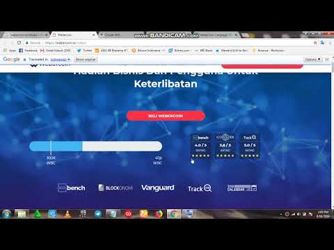 Ulasan tentang ICO WEBERCOIN   (Bahasa Indonesia)