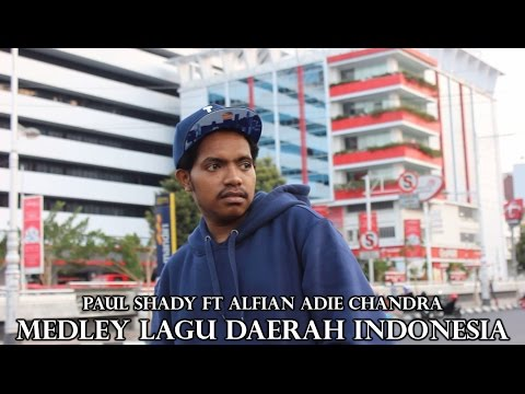 Medley 8 Lagu Daerah Indonesia - Paul Shady feat. Alfian Adie Chandra #NESCAFEMusikNation