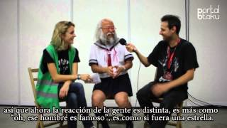 Entrevista a Hideaki Kobayashi (abuelo marinerita)