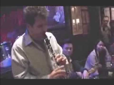 Memories Of You - Kenny Martyn Clarinet At Ned Kelly's