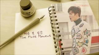 Gambar cover 처음 본 순간(The First Moment)_수호(SUHO) Han/Rom/Eng Lyrics