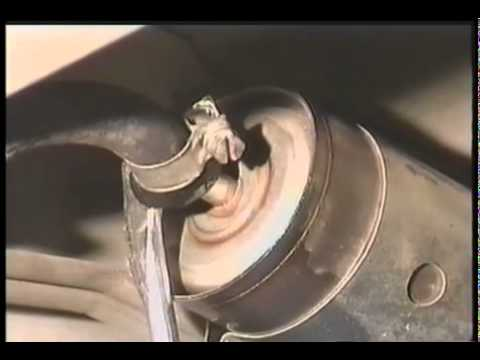 Dodge Caravan - Fuel Filter - YouTube