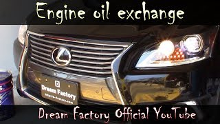 How to Change Your Oil (COMPLETE Guide) Lexus LS@Dream Factory Official YouTube