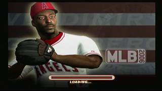 MLB 2006 Gameplay - PS2