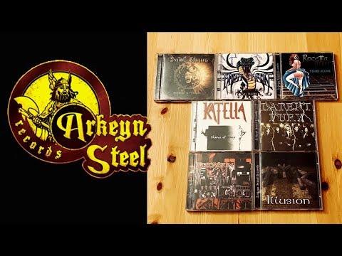 Metal Mailbox #29 - Arkeyn Steel Records