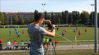 Fußball Videoanalyse mit der Smartphone FUBALYTICS-App