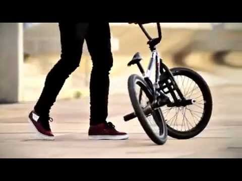 BMX Videos Matthias Dandois On Flatware