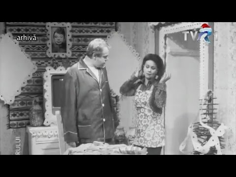 Coca Andronescu şi Octavian Cotescu - Revelion în doi (1972)