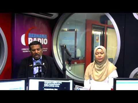 UNI - MLC Bernama Radio bersama sama Datuk Haji Mohamed Shafie BP Mammal