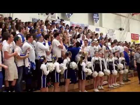 Amelia High School's Blue Crew