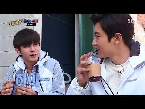 171028 Master Key Preview Ep 4 - Ong Seong Wu & Kang Daniel Cut