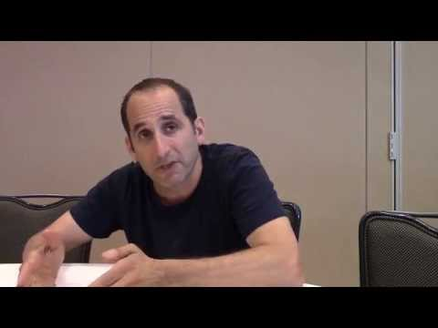 Colony - Peter Jacobson Interview