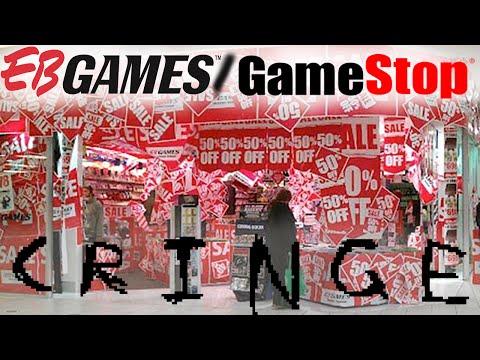 EB Games/Gamestop Cringe Compilation